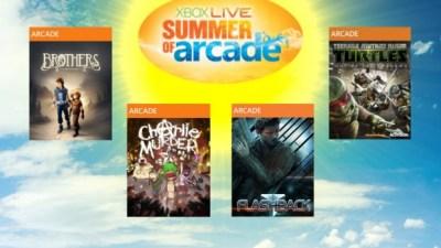 Xbox Summer of Arcade