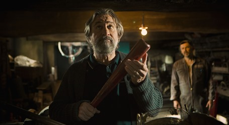 """M 048  Robert DeNiro stars in Relativity Media's """"THE FAMILY"""".  © 2012 EuropaCorp. TF1 Films Production. Grive Productions. All Rights Reserved. Photo Credit: Jessica Ford"""