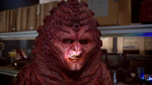 Picture shows: The Zygon in the 50th Anniversary Special - The Day of the Doctor