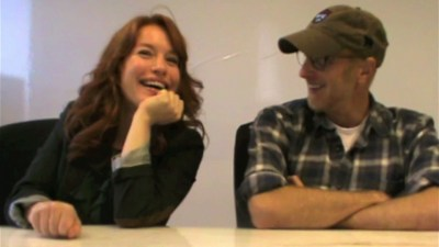 Eagleheart_actors_laughing_2
