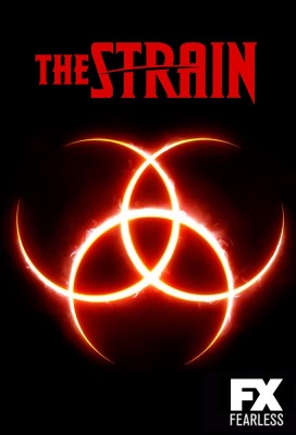 The Strain poster 10-6-14