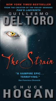 The strain paperback 9-28-14