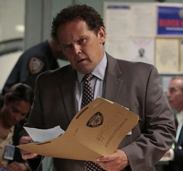 Kevin Chapman Person Of Interest screenshot 10-7-14