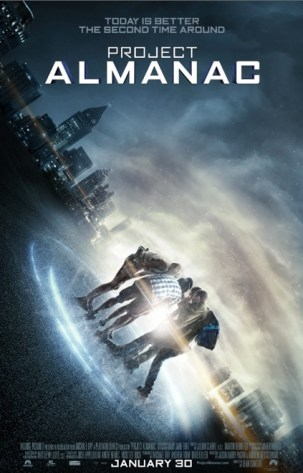 Project Almanac Teaser