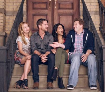 Weird Loners Cast - Michael Becker