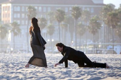 Knight of Cups - Bale-Pinto