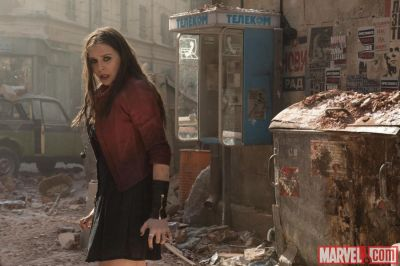 Avengers - Scarlet Witch
