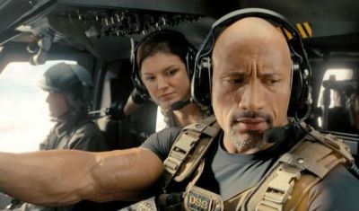 San Andreas - Ray in Chopper