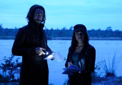 Sleepy Hollow - Ichabod & Abbie - Brownie Harris