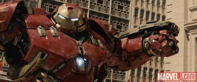 Avengers - Hulkbuster