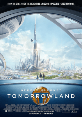 Tomorrowland IMAX