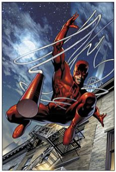 Daredevil morphs into today's version