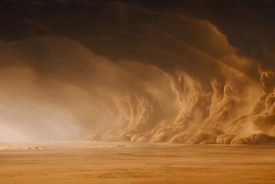 fury road dust storm