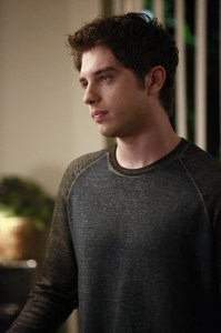 "THE FOSTERS - ""Truth Be Told"" - Callie worries about the drastic effect her recent actions have had on Jude in a new episode of ""The Fosters,"" airing Monday, July 14 at 9:00 p.m. ET/PT on ABC Family. (ABC FAMILY/Ron Tom) DAVID LAMBERT"
