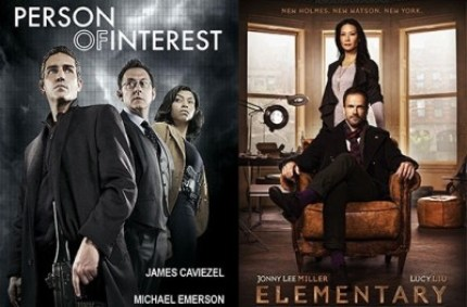 Person of Interest & Elementary