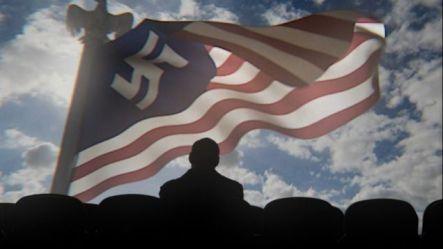 High Castle - American Flag