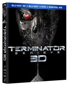 Terminator Box Art 3D