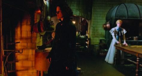 Crimson Peak - Lady Lucille Confronts Edith