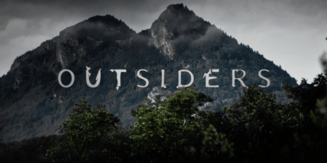 Outsiders Title Card