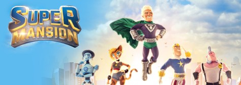 SuperMansion characters 10-7-15