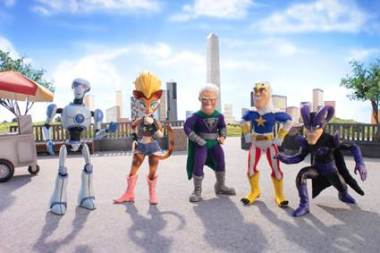 SuperMansion characters 10-8-15