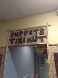 Tiki Hut where puppets come to life