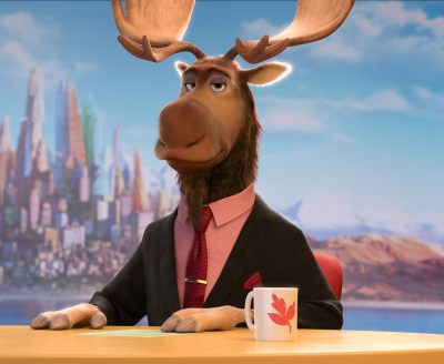 ZOOTOPIA – Pictured: Peter Moosebridge. ©2015 Disney. All Rights Reserved.