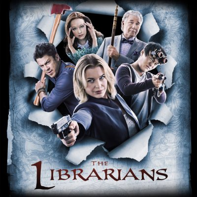 The Librarians Cast 2
