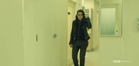 Orphan Black - Hallway to the Past