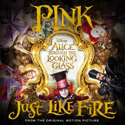 P!NK JustLikeFire single