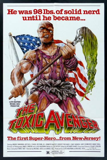 The-Toxic-Avenger-film-poster