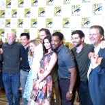 Grimm cast and crew