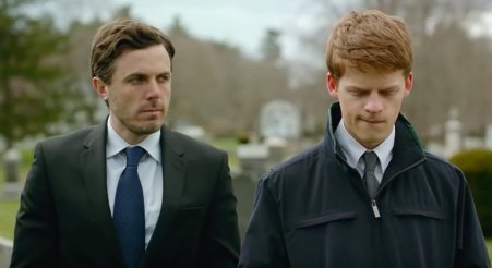 Manchester-by-the-sea - Casey Affleck, Luke Hedges