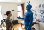 The Tick - Arthur (Griffin Newman), The Tick (Peter Serafinowicz)