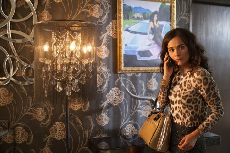 "QUEEN OF THE SOUTH -- ""Piloto"" Episode 101 -- Pictured: Alice Braga as Teresa Mendoza -- (Photo by: Benedicte Desrus/USA Network)"