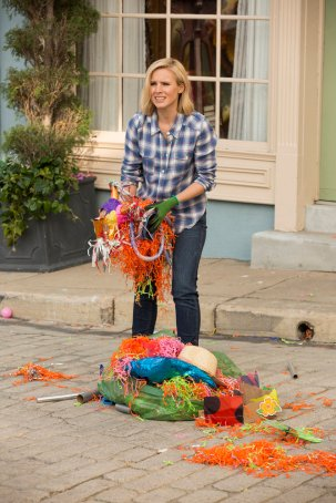 "THE GOOD PLACE -- ""Pilot"" -- Pictured: Kristen Bell as Eleanor -- (Photo by: Justin Lubin/NBC)"