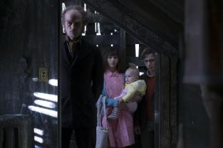 Count Olaf and the Baudelaire Orphans