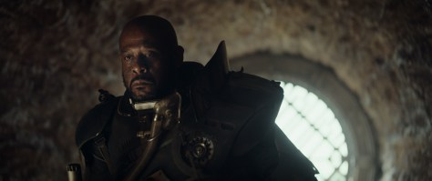 Rogue One: A Star Wars Story (Forest Whitaker) Ph: Film Frame ©Lucasfilm LFL