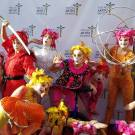 LePetit delights audiences with colorful costumes and performance!