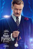 Mary Poppins Returns - WWW (Colin Firth) - Photo courtesy of Disney.