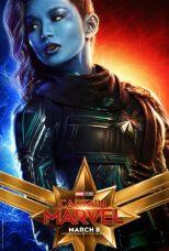 Captain Marvel - Minn-Erva (Gemma Chan)