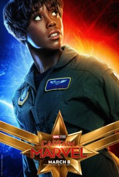 Captain Marvel - Maria Rambeau (Lashana Lynch)