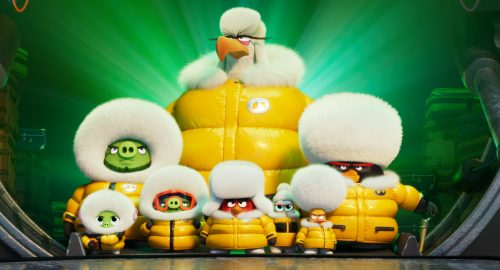 Third Island Trailer: The Angry Birds Movie 2!