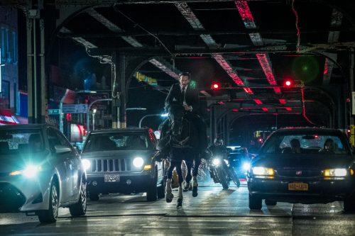You Think You Can Take John Wick? Trailer: John Wick: Chapter Three – Perabellum!