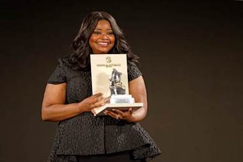 The Stream: Octavia Spencer's AppleTV+ Drama Truth Be Told Honored