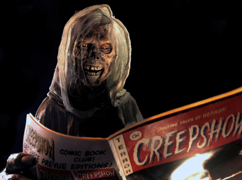 Creepshow Series and Ten Exclusive Premieres Bring the Shudder to Shudder!