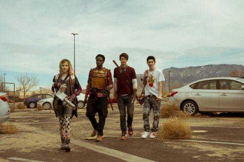 Ferris Bueller Meets Mad Max Trailer: Netflix's Daybreak!