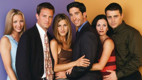 TBS Slates 25th Anniversary Friends Marathon!