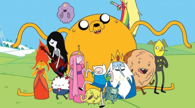 HBO Max Sets Adventure Time Return!