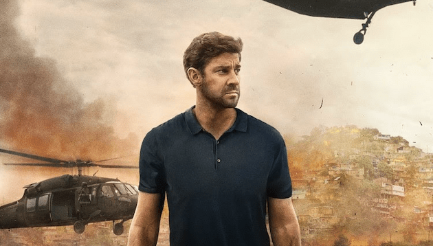 Jack Ryan Season 2 Stealth Drops Today